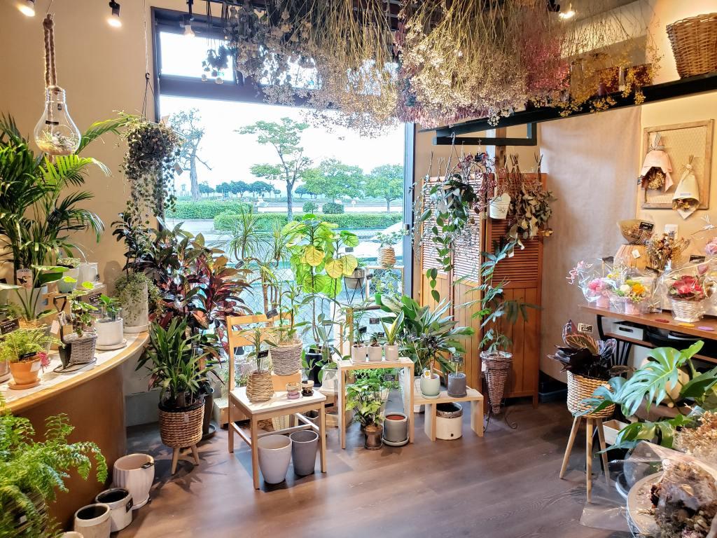 flower&green HoloPonoの写真